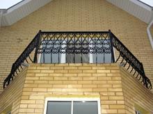 Фото балконных ограждений.