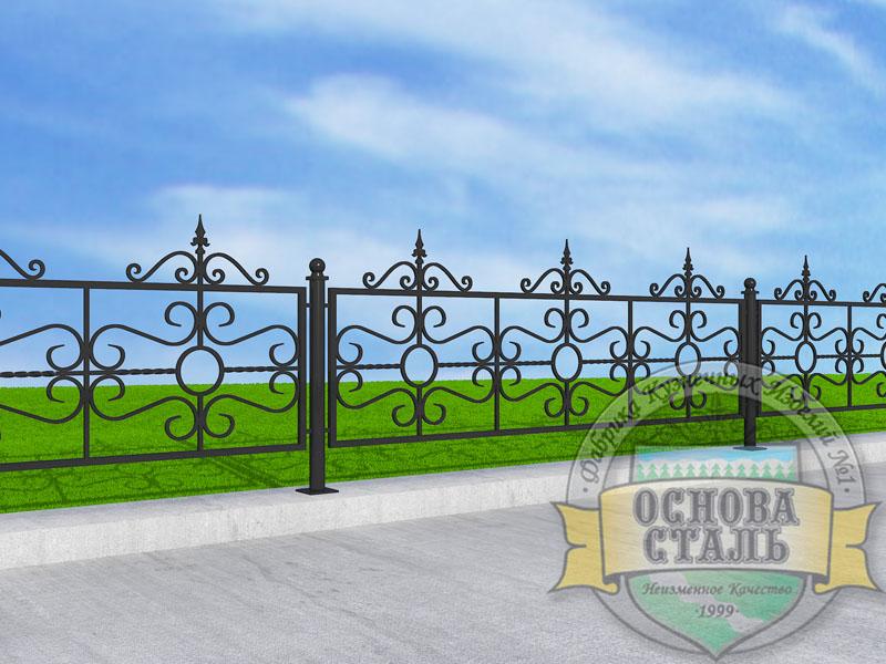 Ворота автоматические на арку